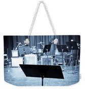 On Stage Weekender Tote Bag