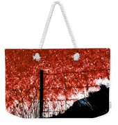 On The Abyss Weekender Tote Bag