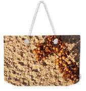 On The Beach 07 Weekender Tote Bag