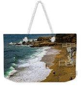 On The Beach - Dubrovnic Weekender Tote Bag