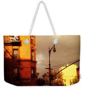 On The Boulevard Weekender Tote Bag