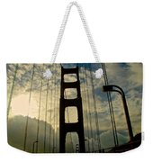 On The Bridge Weekender Tote Bag