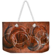 On The Bubble Weekender Tote Bag