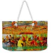 On The Carousel Weekender Tote Bag
