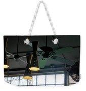 On The Ceiling Weekender Tote Bag