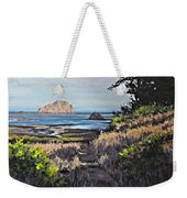On The Coast Weekender Tote Bag