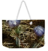 On The Forest Floor Weekender Tote Bag