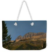 On The Going To The Sun Road  Weekender Tote Bag