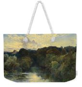 On The Greta Yorkshire 1890 Weekender Tote Bag
