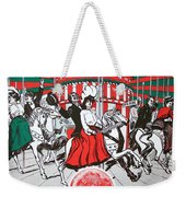 On The Joy Line Weekender Tote Bag