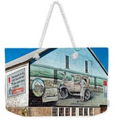 On The Lincoln Highway Weekender Tote Bag