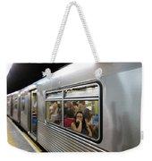 On The Metro - Sao Paulo Weekender Tote Bag