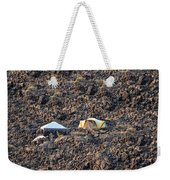 On The Moon Weekender Tote Bag