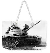 On The Move Weekender Tote Bag