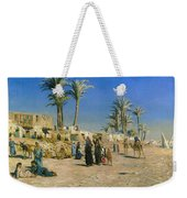 On The Outskirts Of Cairo Weekender Tote Bag