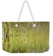On The Pond Weekender Tote Bag