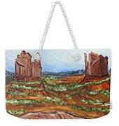 On The Prairie Weekender Tote Bag