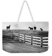On The Ridge Weekender Tote Bag