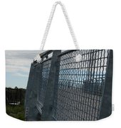 On The Riverfront 1 Weekender Tote Bag