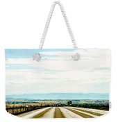 On The Road Again Weekender Tote Bag