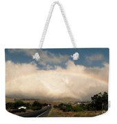 On The Road To Hilo Weekender Tote Bag
