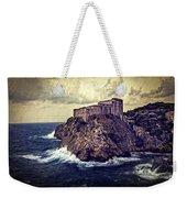 On The Rock - Dubrovnik Weekender Tote Bag