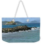 On The Rocks 02 Weekender Tote Bag
