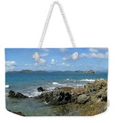 On The Rocks 03 Weekender Tote Bag