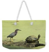 On The Same Limb Weekender Tote Bag