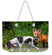 On The Scent Weekender Tote Bag