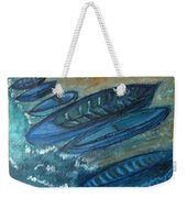 On The Shore Weekender Tote Bag