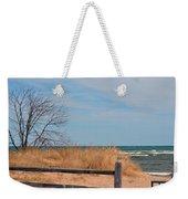 On The Shore Weekender Tote Bag