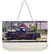 On The Side Of The Road Weekender Tote Bag