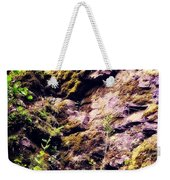 On The Side Of The Rock Weekender Tote Bag
