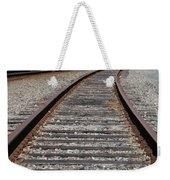 On The Tracks Weekender Tote Bag