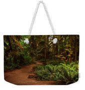 On The Trail To .... Weekender Tote Bag