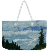 On The Way Again Weekender Tote Bag