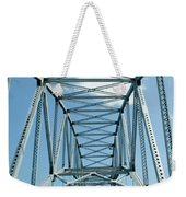 On The Way To Cape Cod Weekender Tote Bag