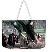 On The Way To Gethsemane Weekender Tote Bag