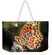 On The Wings Of A Butterfly... Weekender Tote Bag