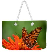 On The Wings Of A Butterfly Weekender Tote Bag