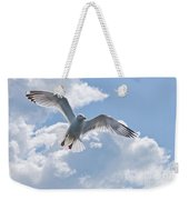 On The Wings Of A Gull Weekender Tote Bag