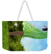 On This Spinning Earth  Weekender Tote Bag