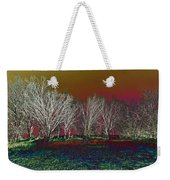 On Top Of The Hill Weekender Tote Bag