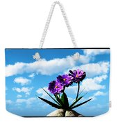 On Top Of The World... Weekender Tote Bag
