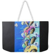 On Your Marks Weekender Tote Bag