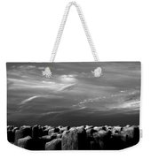 Once There Was A Place Weekender Tote Bag