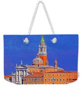 Once Upon A City Weekender Tote Bag