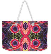 Once Upon A Time 2 - The Joy Of Design Xlll Arrangement Weekender Tote Bag