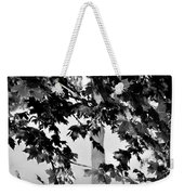 Once Upon A Time In Bw Weekender Tote Bag